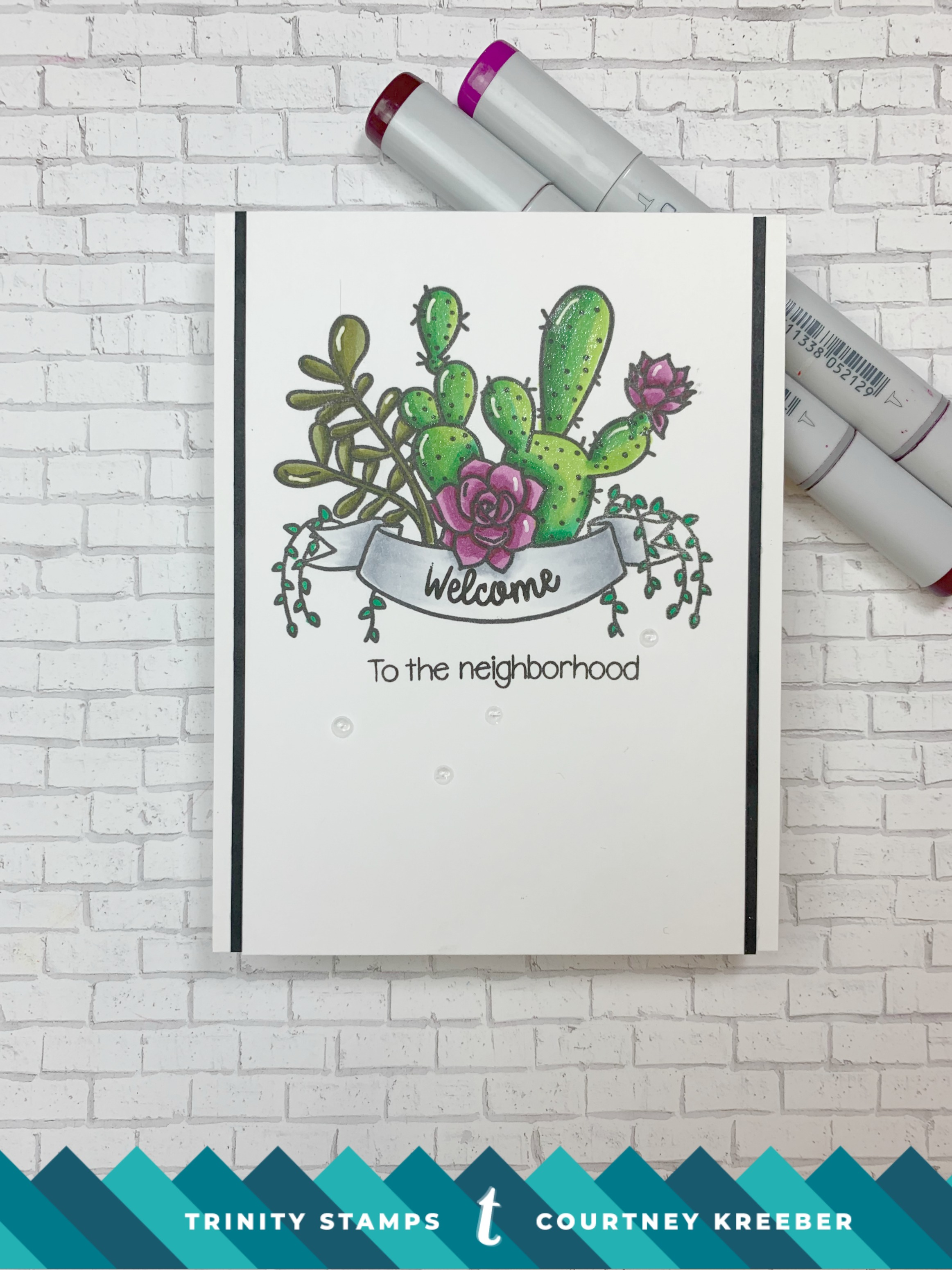 Coloring with Courtney: Beginner Copic Coloring – Trinity Stamps